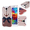 Anchor Nautical Hard Plastic Case Cover for Samsung Galaxy S5 Mini G800