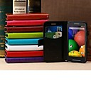 Luxury Soft Wallet Leather Stand Case Cover for Motorola Moto E
