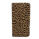 Beautiful Leopard Pattern PU Leather Full Body Case with Stand for iPhone 4/4S