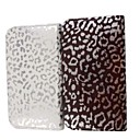 For Samsung Galaxy Case with Stand / Flip / Embossed / Pattern Case Full Body Case Leopard Print PU Leather Samsung S3