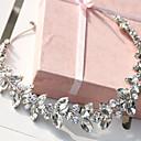Lureme®Vintage Bride Hair Accessory Wedding Rhinestone Head Jewelry Headband