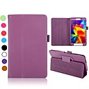 Lichee Pattern Flip Foldable Stand Auto Sleep/Wake Leather Case Samsung Galaxy Tab 4 7.0 T230