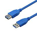 3M 9,84 USB3.0 Мужской USB3.0 Женский расширения USB-кабель Бесплатная доставка