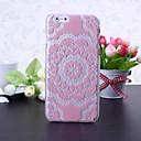 Национальный стиль Цветы Pattern личи Дело Текстура пластиковых трудный для iPhone 6 (разных цветов)