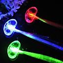 LED Цвет Изменение Световой волос Braid для партийных Хеллоуин реквизит