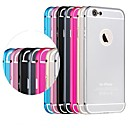 Toophone Joyland металлический каркас Вернуться Задняя крышка чехол для iPhone 6 Plus (ассорти цветов)