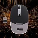 Shuangjiu W05 USB 2.4 Беспроводная мышь 1000 DPI-Black