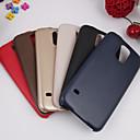 Шаблон дизайна высокого качества ультратонких ПВХ кожа Вернуться чехол для Samsung Galaxy I9600 S5 (разных цветов)