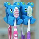 Многофункциональный Чак животных Shape Держатели Зубной щётки (случайный цвет)