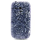 Цветы Pattern ТПУ Материал Мягкий чехол для телефона Samsung Galaxy S3 Mini I8190