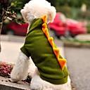 FUN животных динозавров Форма костюма пальто с Hoodie для животных Собаки (различных размеров)