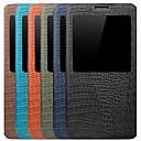 UWEI Корова Кожаный Бумажник для всего тела чехол Духов Интеллектуальная Покой для Samsung Galaxy Примечание 3