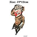 (1шт) Временные татуировки водонепроницаемые татуировки Сексуальная браслет Body Art / Facebook В.С. Король обезьян / большой фальшивый Татуировки наклейки