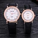 Новое прибытие Мода корейский стиль Кварцевые часы пара