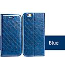 2 015 Новый сетка Флип PU кожаный чехол для iPhone 6 Plus / 6S Plus (разных цветов)