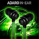 auriculares monitor original Adaro dj auriculares de alta fidelidad de metal bajo de aislamiento de ruido auriculares estéreo de juegos