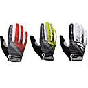 Glove Cycling / Bike Women's / Men's Full-finger Gloves Anti-skidding Spring / Autumn/Fall / Winter