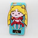 sailor moon pc pörröinen takaisin tapauksessa iphone 6plus / 6s plus (valikoituja väri)