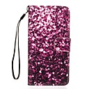 For Samsung Galaxy S5 S6 S7 S7 Edge Color Gradient PU Leather Wallet