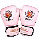 Boxing Gloves Full-finger Gloves Unisex Breathable Wearable Tactical Protective Boxing PU White