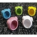 Rodents Hutches Waterproof Ceramic Random Color