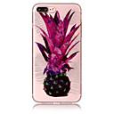 Fall für Apfel iphone 7 plus 7 Telefon Fall tpu Material imd Prozess Ananas Muster hd Flash Pulver Telefon Fall 6s plus 6 plus 6s 6 5s 5