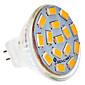 5W G4 LED Spotlight MR11 15 SMD 5730 310-320 lm Warm White DC 12 V