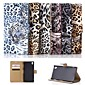 For Sony Case / Xperia Z3 Card Holder / with Stand / Flip Case Full Body Case Leopard Print Hard PU Leather Sony Sony Xperia Z3