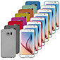 Ultrathin 0.3 mm PP Material Back Cover Case for Samsung Galaxy S6 (Assorted Colors)