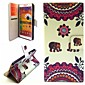 Object Pattern PU Leather Hard Case with Stand for Samsung Galaxy NOTE 3/NOTE 4