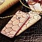 Für iPhone 6 Hülle / iPhone 6 Plus Hülle Beschichtung Hülle Rückseitenabdeckung Hülle Geometrische Muster Weich TPUiPhone 6s Plus/6 Plus