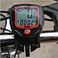 Cycling Computer Leisure 14-Functions Waterproof Odometer Speedometer With LCD Display Bike Speedometer